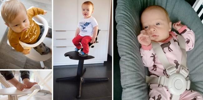 Baby Zitten Stoel.Getest De Nomi Eetstoel Blabloom Online Ecologische Babywinkel