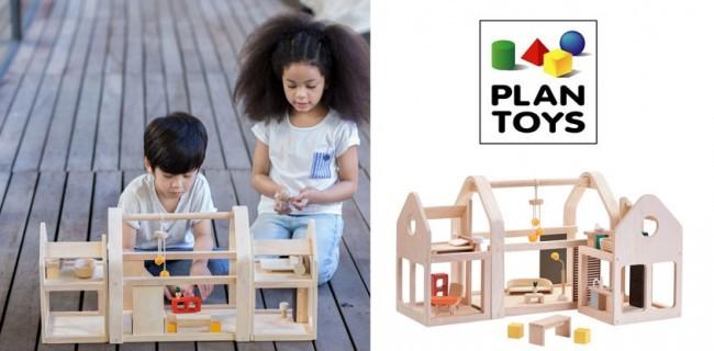 PlanToys Creatief Speelhuis