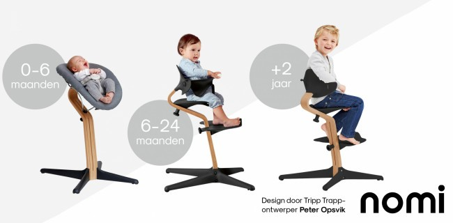 Welke Eetstoel Voor Baby.Testers Gezocht Nomi Eetstoel Blabloom Online Ecologische