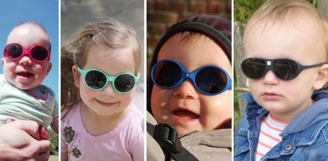 aa39cefe30ca36 Getest  de zonnebril van Kietla - Blabloom online ecologische babywinkel