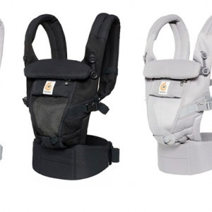 Testers gezocht: Ergobaby Adapt Cool air