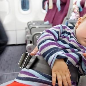 Tips voor een vliegreis met je baby