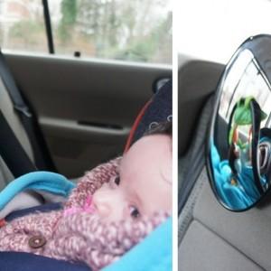 Getest: BeSafe Babyspiegel