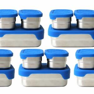 Testers gezocht: RVS boterhamdoos en snackdoosje van Blue Water Bento
