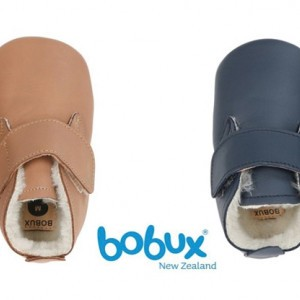 Testers gezocht: Bobux babyslofjes met merinowol