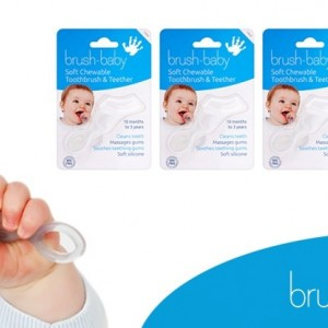 Testers Gezocht: De Kauwbare Tandenborstel van Brush Baby