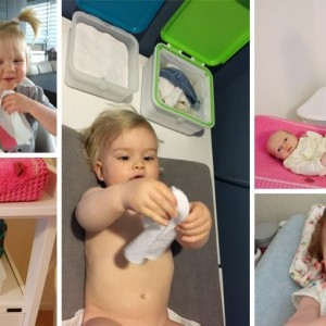 Getest: Cheeky Wipes maxi kit met katoenen doekjes