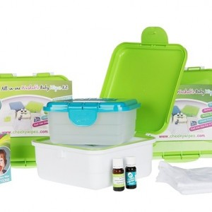 Testers gezocht: Cheeky Wipes maxi kit