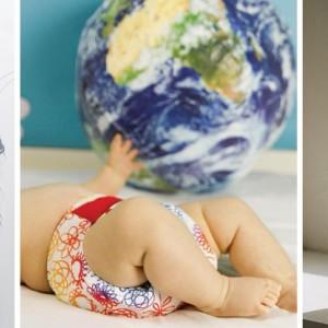 8 Tips om de ecologische voetafdruk van je baby te beperken