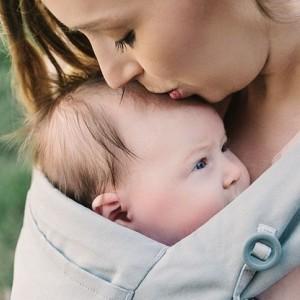 Welke voorgevormde drager is geschikt voor mijn pasgeboren baby?