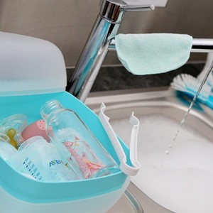Hoe steriliseer je flesjes en speentjes?