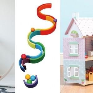 Vijf redenen om voor houten speelgoed te kiezen