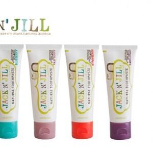 Testers gezocht: Jack n' Jill silicone tandenborstel & tandpasta