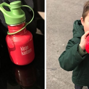 Team Blabloom test uit: Klean Kanteen Drinkfles Kind Sport Cap (3.0) 354ml