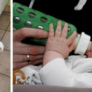 Getest: Lifefactory glazen babyfles