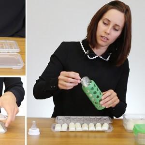 Tips voor het bewaren van moedermelk