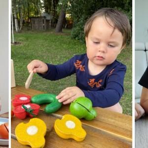 Getest: PlanToys Kromkommer en Fruit assortiment