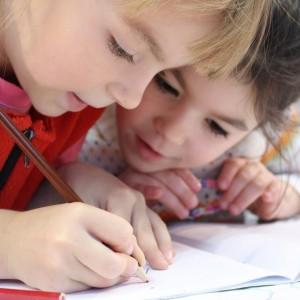 Dagschema voor jonge kinderen