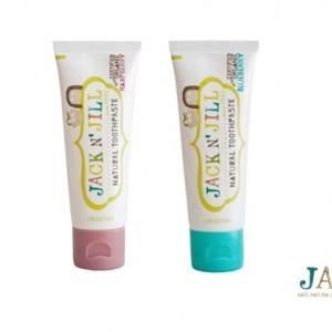 Testers gezocht: Jack n' Jill vinger brush + tandpasta