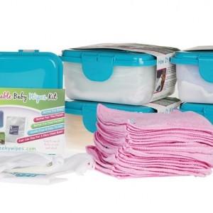 Testers Gezocht: Cheeky Wipes Hand en Gezicht kits