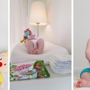 Getest: niet schadelijke babydoekjes en handspray van Jackson Reece