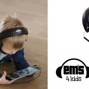 Testers gezocht: audio hoofdtelefoon Em's 4 kids