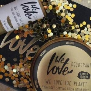 Testers gezocht: We Love The Planet Giftset Golden Glow
