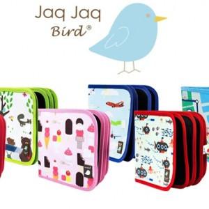 Testers gezocht: (kleur)krijtboekjes van Jaq Jaq Bird
