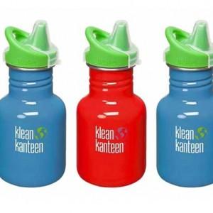 Testers gezocht: drinkfles met drinktuit voor kind van Klean Kanteen