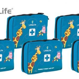 Testers gezocht: de Family First Aid Kit van Littlelife
