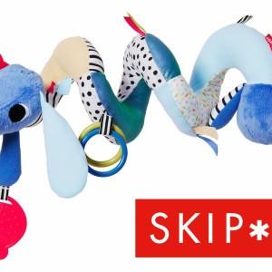 Testers gezocht: Wandelwagenspeelgoed van Skip Hop