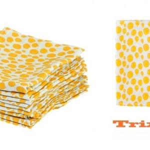 Testers gezocht: Trixie Baby grote tetradoek ballonprint