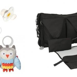 10 (soms) verrassende spullen die niet mogen ontbreken in je luiertas