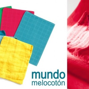 Testers gezocht: set tetra washandjes van Mundo Melocotón
