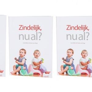 Testers gezocht: leesboekje 'Zindelijk, nu al?' van Kaatje Katoen