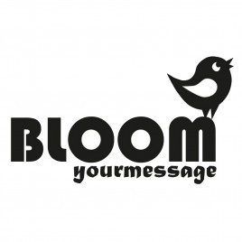Bloom Your Message