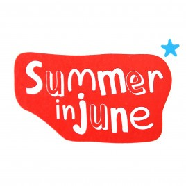 Summer in june