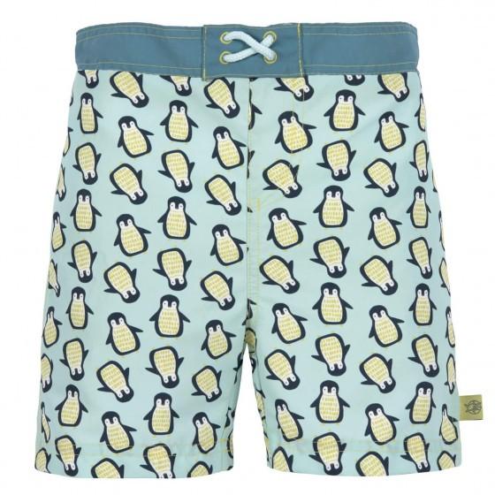 399bfc76b025bf Lässig Splash & Fun UV Zwemshort Pinguïn - Blabloom online ...