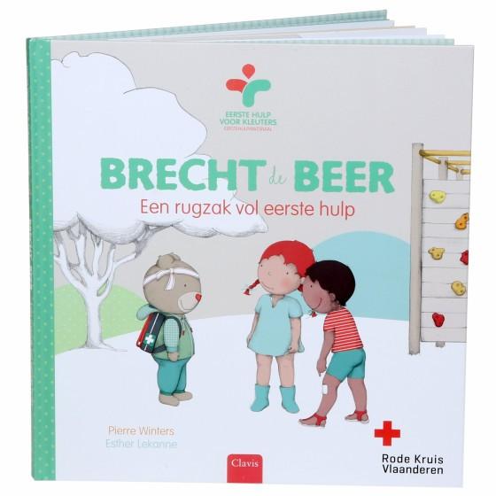 Clavis Boek Brecht De Beer Een Rugzak Vol Eerste Hulp Blabloom