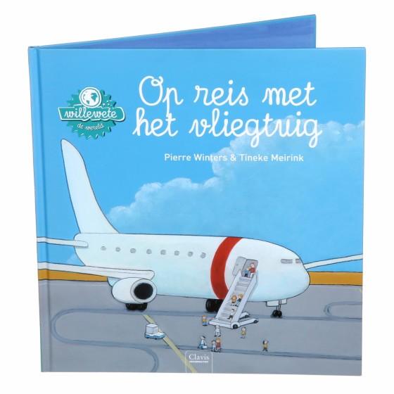 Clavis Leesboekje Op Reis Met Het Vliegtuig Blabloom Online