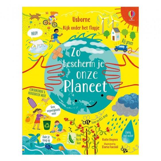 zo bescherm je onze planeet - Met deze boeken leren kinderen (en jij ook) meer over hoe we lief kunnen zijn van het milieu!