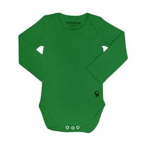 Mambotango Body lange mouwen Groen
