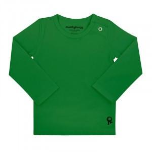 Mambotango T-shirt lange mouwen Groen