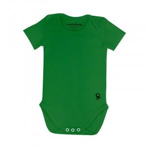Mambotango Body korte mouwen Groen