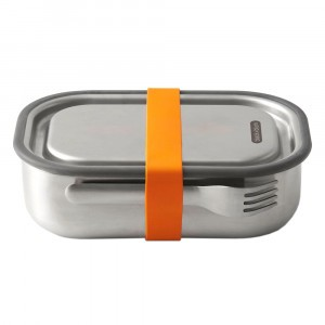 Black + Blum 3-in-1 Lunchbox / Ovenschotel Large - Orange
