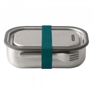 Black + Blum 3-in-1 Lunchbox / Ovenschotel Large - Ocean