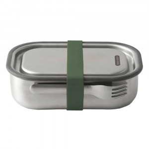 Black + Blum 3-in-1 Lunchbox / Ovenschotel Large - Olive