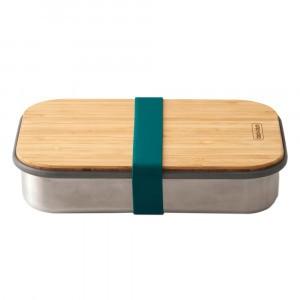 Black + Blum Lunchbox met Bamboe Deksel Small - Ocean