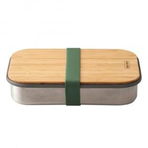 Black + Blum Lunchbox met Bamboe Deksel Small - Olive