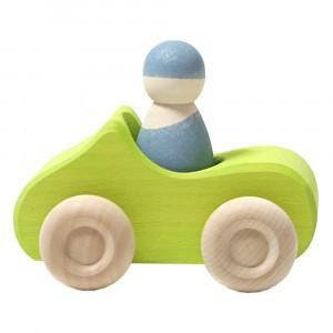Grimm's Kleine Cabriolet Groen